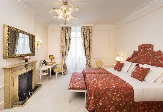 El Palace Barcelona dedica una suite a Joséphine Baker