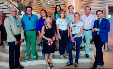 Palacio de Canarias muestra su oferta en un 'fam trip'