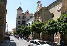 Cajasur colaborará con el Palacio de Córdoba