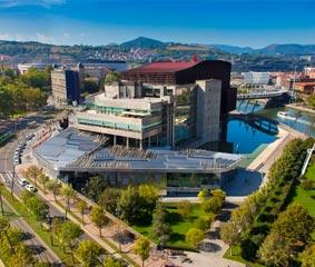 Euskalduna, sede del Congreso Nacional de Urología