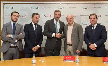 Barceló y el Palacio de Granada 'venderán' la ciudad