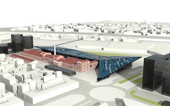 Nuevo paso para el Palacio de Congresos de León