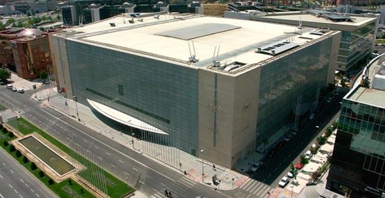 El Palacio Municipal de Congresos de Madrid se prepara para recibir a unos 6.500 delegados en el mes de octubre