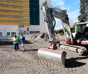 El Palacio de Marbella ganará 84 plazas de aparcamiento