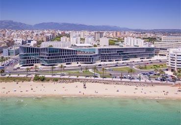 El Palacio de Palma lanza su nueva página 'web'