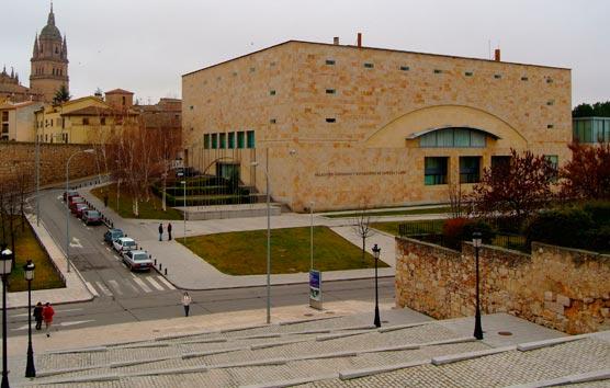 El Palacio de Congresos de Salamanca hará una reforma de sus instalaciones
