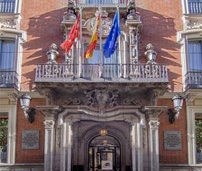 Versatilidad y arte se juntan en el Palacio de Santoña de Madrid