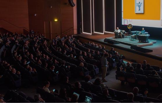 El Palacio de Congresos de Valencia celebra 20 años en la capital del Turia