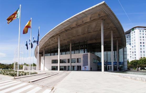 El Palacio de Congresos de Valencia sigue mejorando sus instalaciones y servicios