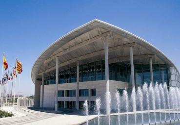 El Palacio de Valencia es elegido el mejor del mundo
