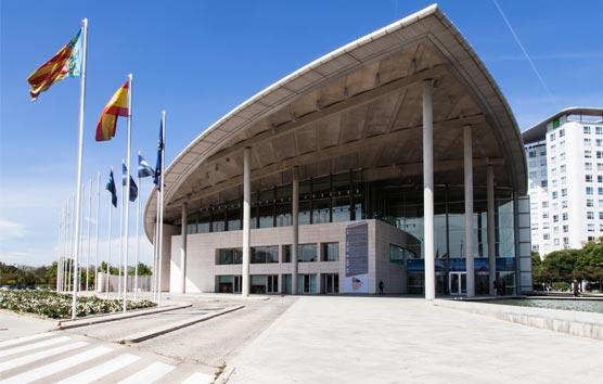 El Palacio de Congresos de Valencia aumenta su actividad internacional
