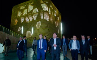 El nuevo Palacio de Villanueva de la Serena, inaugurado
