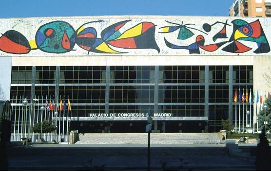 El Gobierno trabaja en la apertura del Palacio de Congresos de Madrid