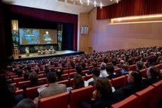 La actividad de los palacios de congresos repercute positivamente en las economías locales donde se ubican.