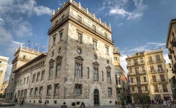 Premios Forinvest 2021 en el Palau de la Generalitat