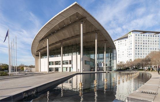 El Palacio de Congresos de Valencia cumple 22 años con un balance positivo