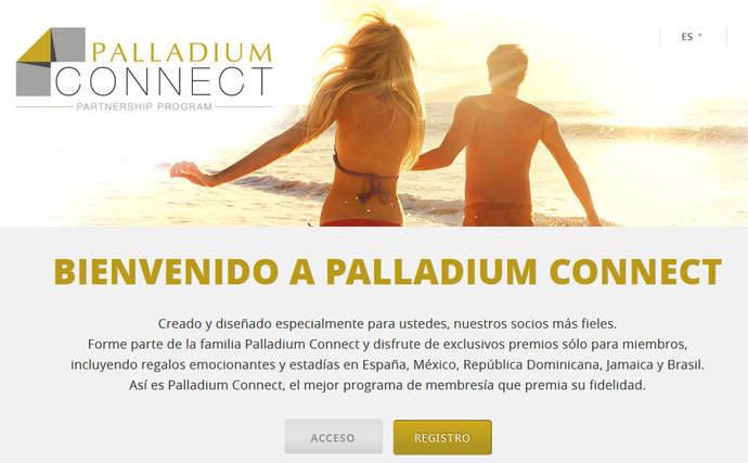 Palladium trae a España su programa de fidelización