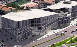 Cinco empresas para las butacas del Palacio de Palma