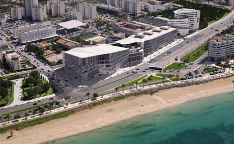 El Ayuntamiento de Palma recepciona el Palacio Congresos