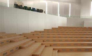 Valoran las butacas para el Palacio de Congresos de Palma