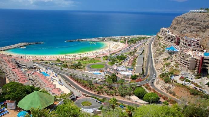 Las Palmas de Gran Canaria recibió más de 400.000 turistas en 2016
