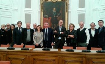 Pamplona y Pau desarrollan sus acciones conjuntas