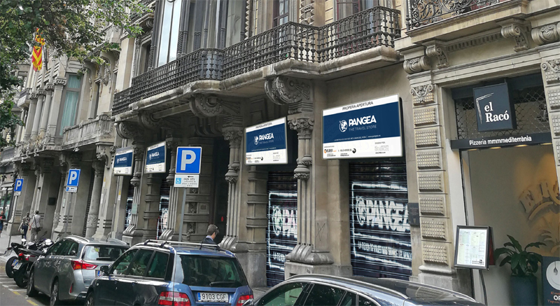 Pangea da el salto a Barcelona tras su éxito en Madrid