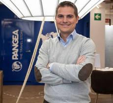 El CEO y fundador de Pangea, David Hernández.
