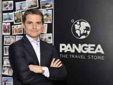 El fundador de Pangea The Travel Store, David Hernández.