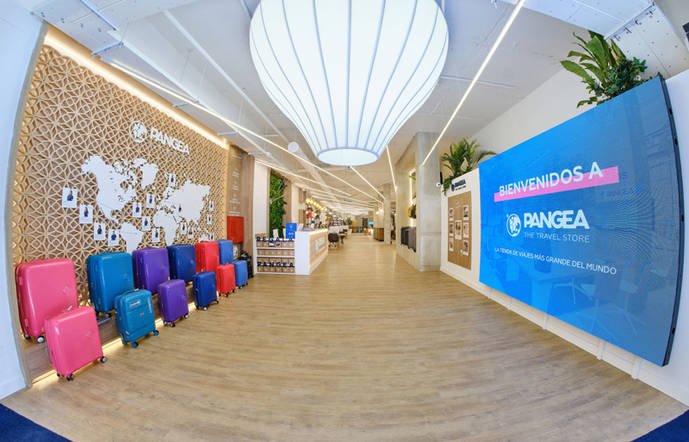 Pangea abre en Valencia su cuarta tienda de viajes