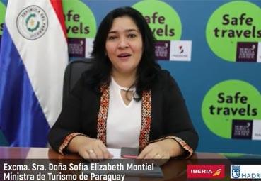 Paraguay apuesta por 'la captación de turistas'