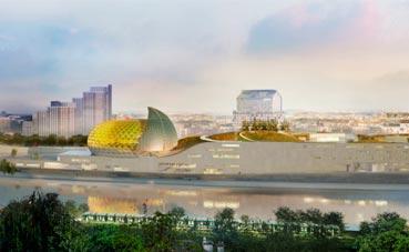 París abrirá nuevo espacio cultural y empresarial