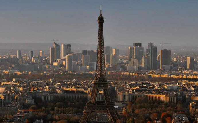 La masacre terrorista solamente afectará al destino París a corto plazo