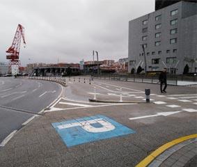 Euskalduna amplía las opciones de salida de su parking