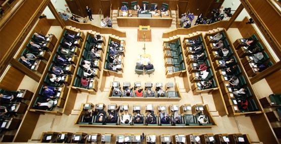 El Parlamento Vasco pide un equilibrio territorial en el reparto de los eventos