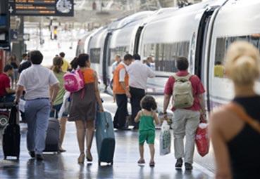 Mayor protección para los pasajeros que viajen en tren