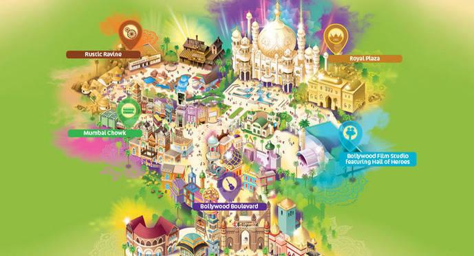 Parques Reunidos apuesta fuerte por Oriente Medio