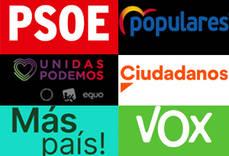 PP y Ciudadanos son los partidos que prometen más medidas en pro del Turismo