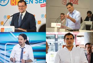 Los partidos, en especial PP y PSOE, dan un papel relevante al Turismo en sus programas