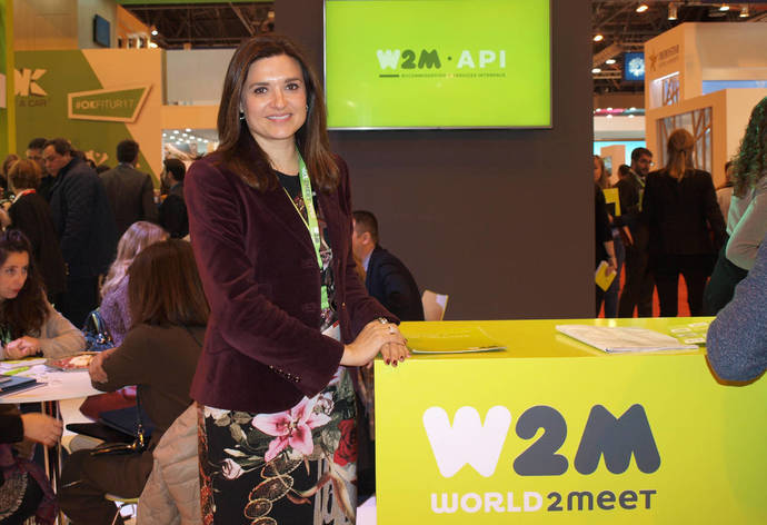 Patricia Rosselló dejará W2M a finales de este mes