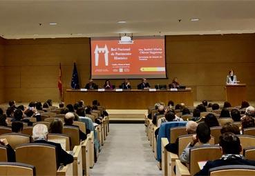 Plan de actuación de los palacios y castillos de España
