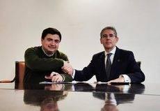 Nuevo patrono de Embajadores de Córdoba