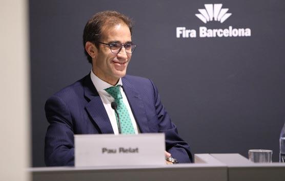 Relat: 'Fira de Barcelona es efectivamente un gran motor de la economía'