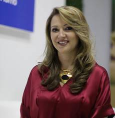 La presidenta de ANATO, Paula Cortés.