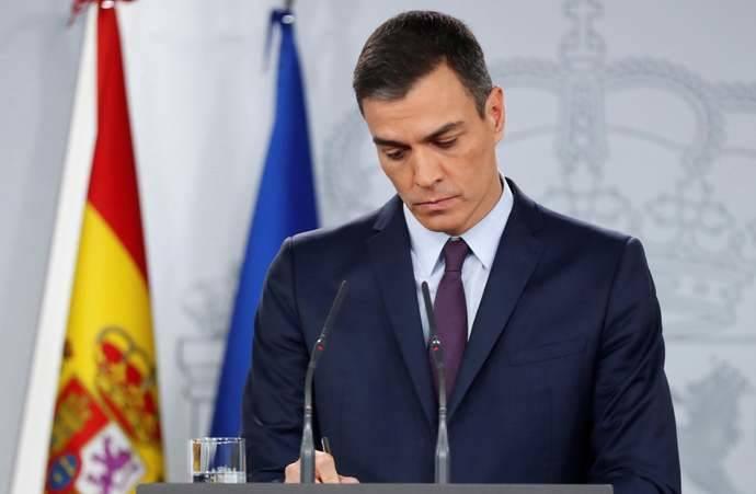 Sánchez espera llegar a un acuerdo en los próximos meses sobre los ERTE del Sector