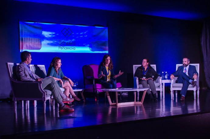 Grupo Peñarroya auspicia un debate hotelero