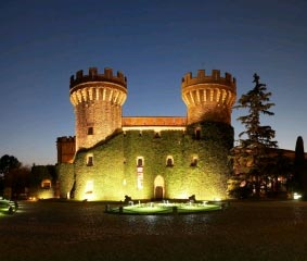 Celebran un encuentro de networking en el Castillo de Peralada