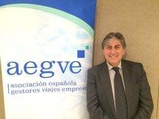El nuevo presidente de AEGVE, Antonio Perea.