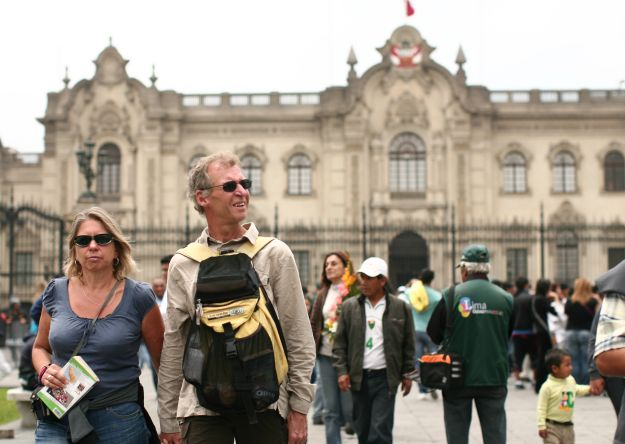 Perú crecó un 6,2% en volumen de turistas en el primer semestre de 2016