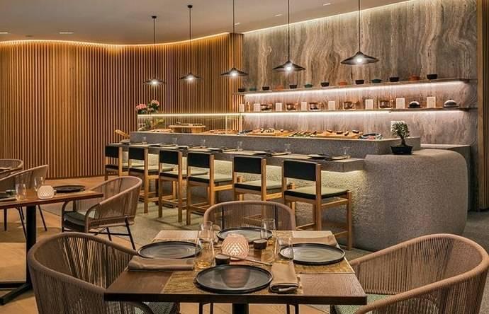 Cocina de lujo en el nuevo resort de Barceló
